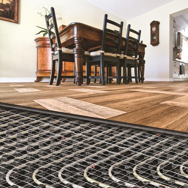 Podłogi drewniane na ogrzewanie podłogowe