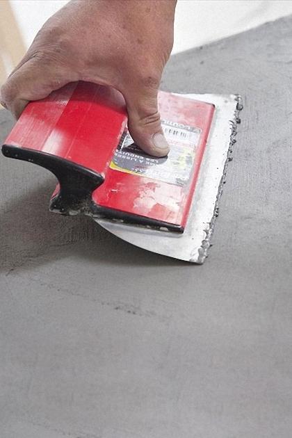 Wykonywanie betonów woskowanych
