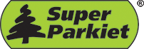 Superparkiet | Parkiety, Deski, Wykładziny, Panele, Winyle | Warszawa Logo