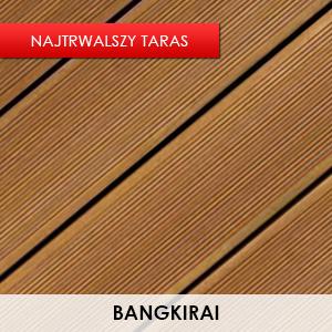 Taras Drewniany - Bangkirai