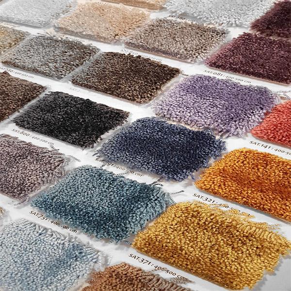 Lano Kolorystyka wykładzin dywanowych