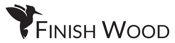 Finish Wood Logo