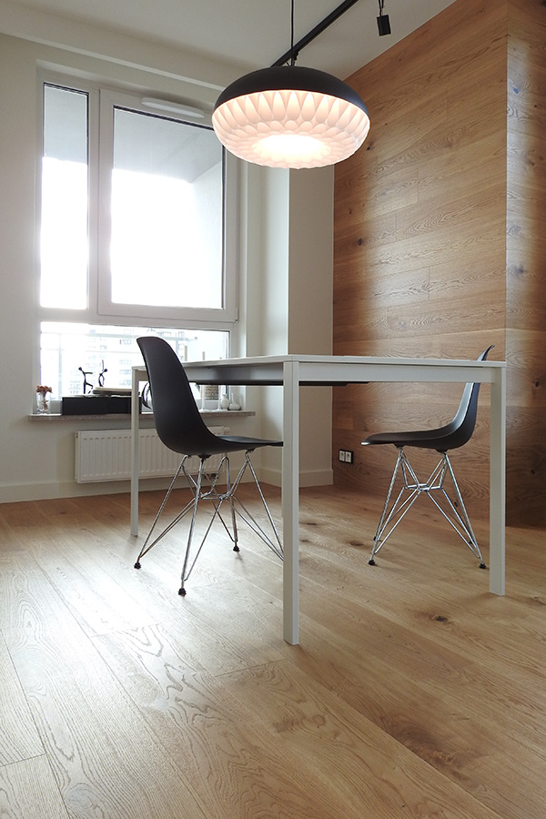Tarkett Deski drewniane