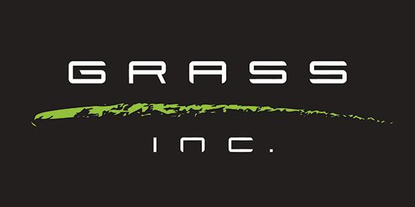 Logo Grass INC.